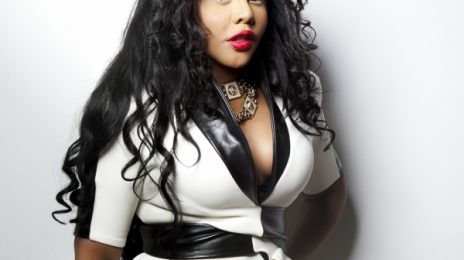 Lil Kim Shows Off Her Baby Royal Reign