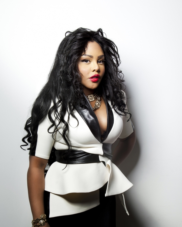 Lil Kim That Grape Juice Entertainment 2014 Lil Kim Shows Off Her Baby Royal Reign