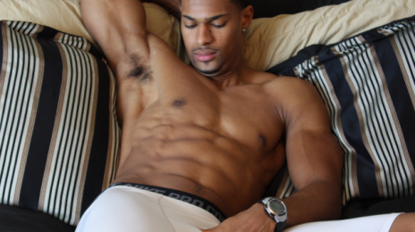 'America's Next Top Model's Denzel Wells Joins Tyler Perry's 'If Loving You Is Wrong'