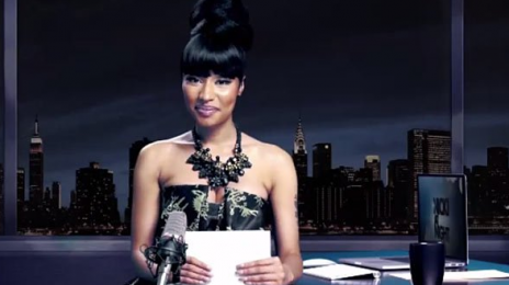 UK's Channel 5 Throws Support Behind Nicki Minaj / Set To Air Rapper's 'EMAs' Hosting Gig In 25 Million Homes Across The Country