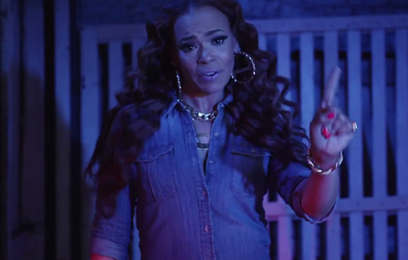 New Video: Faith Evans - 'Good Time'