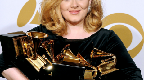 Report: '21' Singer Adele Earning $127,756 A Day From Music Sales