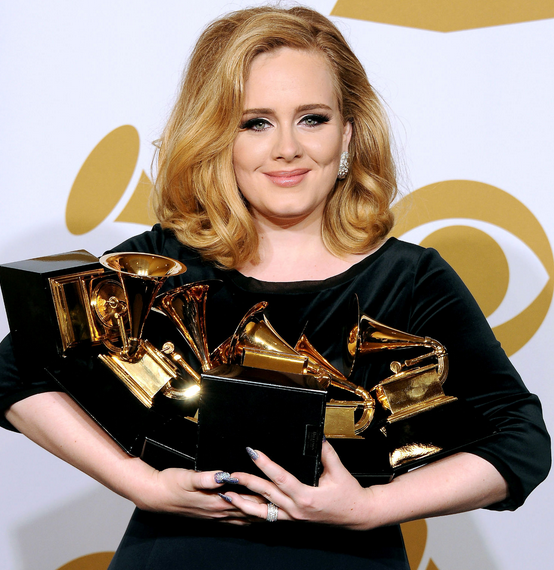 adele she is diva that grape juice 1 she is diva Report: 21 Singer Adele Earning $127,756 A Day From Music Sales