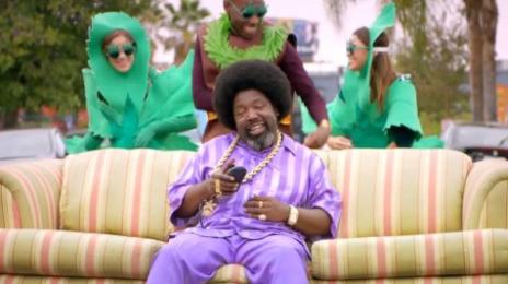 Afroman Remixes 'Because I Got High' In Support Of Marijuana Legalisation