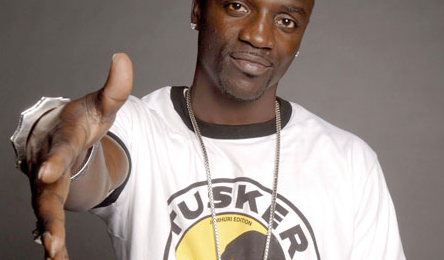 Report: Akon Performs In Giant Bubble To Avoid Catching Ebola In Africa?