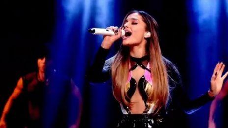 Watch: Ariana Grande Blazes 'Alan Carr' With 'Break Free'