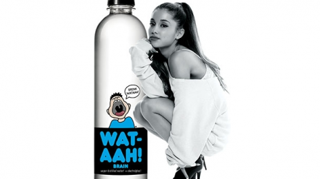 Thirsty? Ariana Grande Inks Endorsement Deal With Water Company