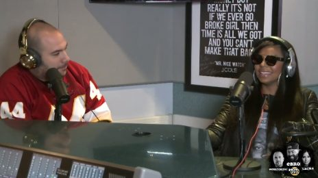 Ashanti Talks Christmas Album, Joint Tour With Ja Rule, & Bedroom Antics With Nelly On Hot 97