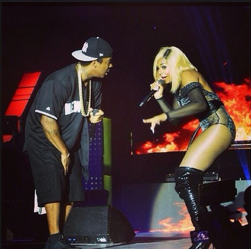 ashanti3 Hot Shots:  Ashanti Shows Up & Out In Nigeria With...Ja Rule