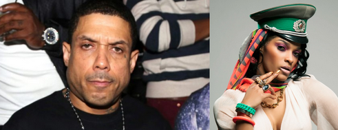 benzino joseline hernandez that grape juice 2014 1000 Benzino Slams VH1 Following Love & Hip Hop Atlanta Firing