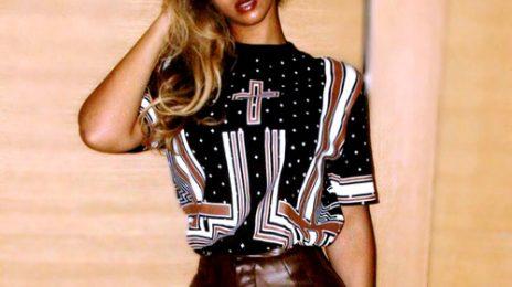 Hot Shots: Beyonce Flaunts Assets