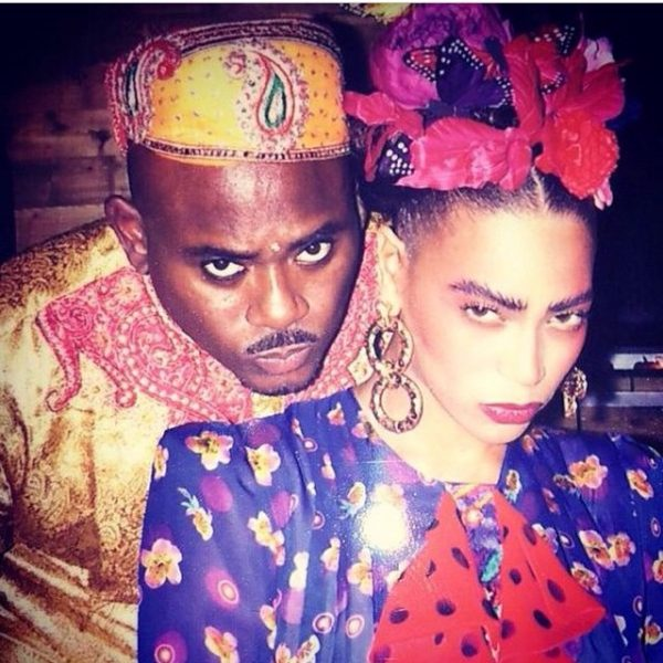 beyonce frida halloween 1 thatgrapejuice 600x600 A Hollywood Halloween 2014: Who Had the Best Costume?