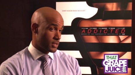 Exclusive: Boris Kodjoe Dishes On 'Addicted', Beyonce, Rihanna, & More