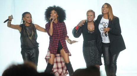 Watch:  Brandy, MC Lyte, Queen Latifah, and Yo-Yo Bring the #BETHipHopAwards' House Down