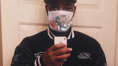 Rapper Cam'Ron Launches 'Ebola Mask' Fashion Line