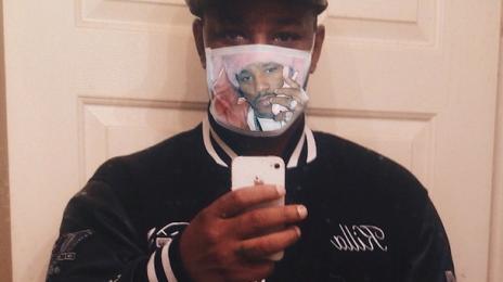 Rapper Cam'Ron Launches 'Ebola Mask' Fashion Line