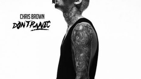 New Song:  Chris Brown - 'Don't Panic' (Remix)