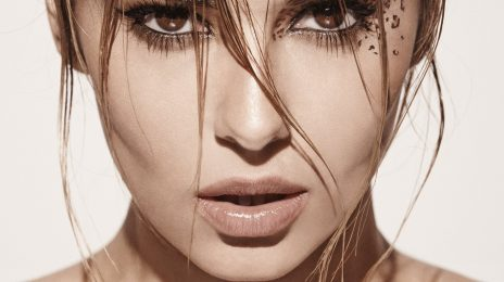 Cheryl Cole Reveals 'Only Human' Album Cover