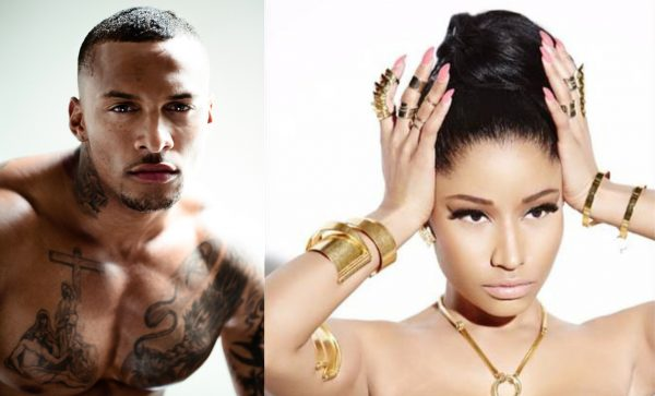 davidmcintosh nicki minaj that grape juice 600x363 Anaconda: Nicki Minaj Director Details Video Concept / Explains Why Racier Shots Were Removed