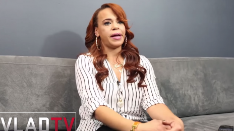 "Faith Evans Explains Shock At Lil Kim's Affair With Husband Biggie Smalls / Suggests Rapper Is ""Shady""?"