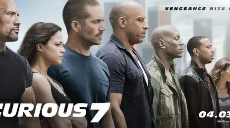 Movie Trailer: 'Fast & Furious 7' (Starring Vin Diesel, Paul Walker, Dwayne Johnson, Tyrese, & Ludacris)