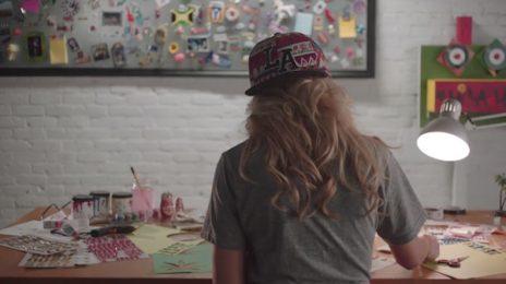 Fergie Releases 'L.A Love (La La)' Lyric Video