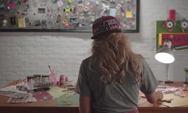 Fergie dévoile la lyric video de L.A LOVE