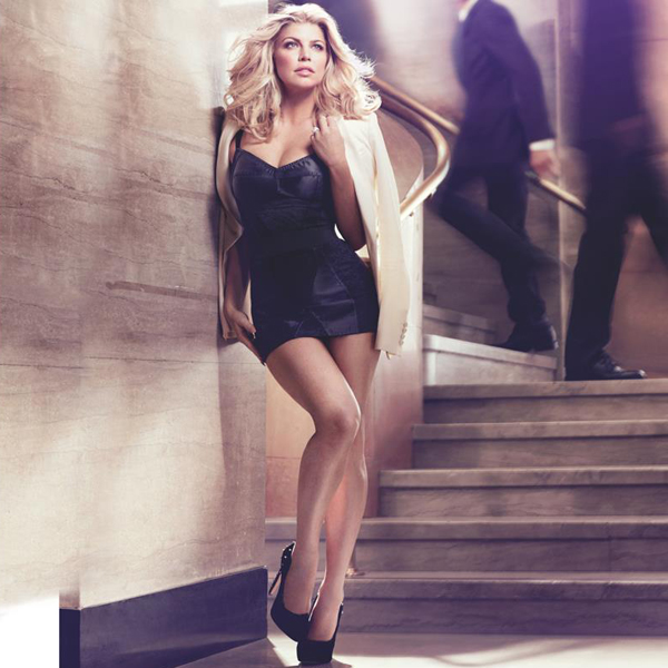 fergie lala love thatgrapejuice Fergie Dishes On Comeback, L.A Love (La La) & New Album