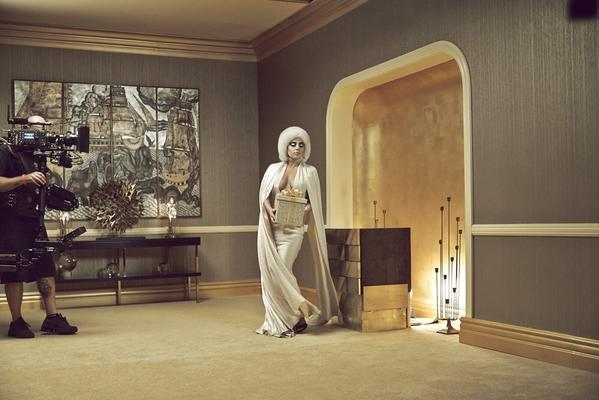 gaga hm thatgrapejuice Lady GaGa & Tony Bennett Beam In New H&M Holiday Campaign / Preview Commercial