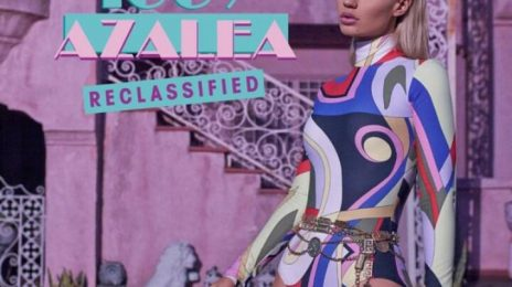 New Song: Iggy Azalea - 'Trouble (ft. Jennifer Hudson)' {Snippet}