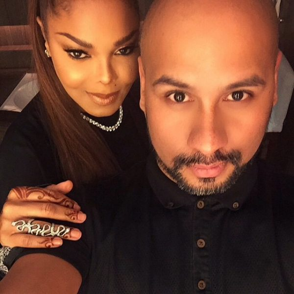janet 2015 600x600 Hot Shots: Janet Jackson Resurfaces In Dubai