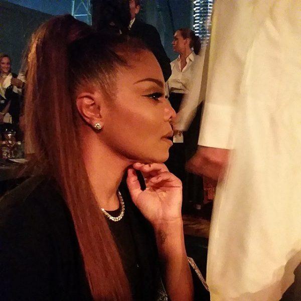 janet dubai amfar thatgrapejuice 600x600 Hot Shots: Janet Jackson Resurfaces In Dubai