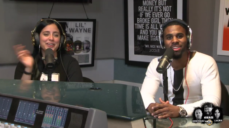 "Watch: Jason Derulo Opens Up On Jordin Sparks Split / Denies Involvement With ""Home Wrecker"""