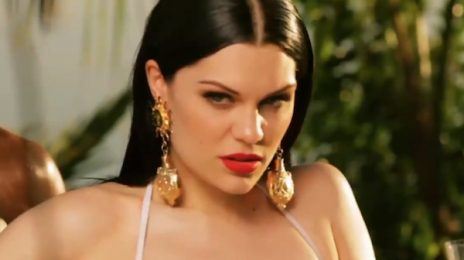 Watch: Jessie J Performs 'Burnin' Up' On 'Good Morning America'