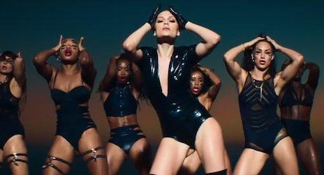 New Video: Jessie J - 'Burnin' Up (ft. 2 Chainz)'