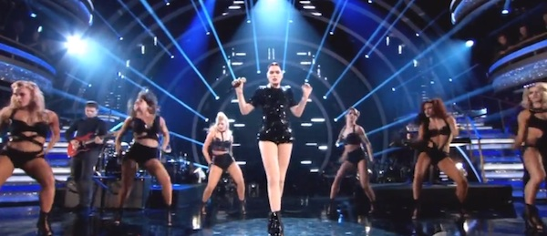 jessie j dancing with the stars thatgrapejuice Must See: Jessie J Blows The Roof Off With Bang Bang / Burnin Up Medley On Dancing With The Stars