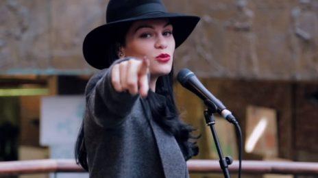 Watch: Jessie J Belts 'Burnin Up', 'Bang Bang', & 'Sweet Talker' Live