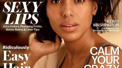 Kerry Washington Covers 'Allure'
