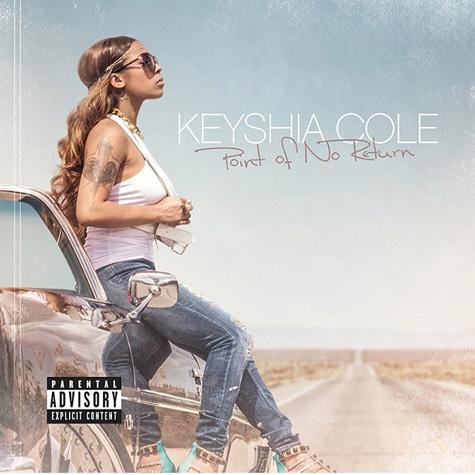 keyshia cole point of no return album cover2 Point of No Return: Shareefa Accuses Keyshia Cole Of Copying Album Title