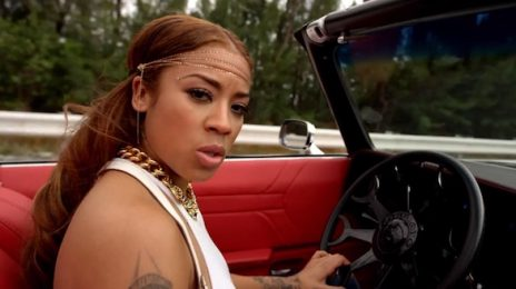 New Video: Keyshia Cole - 'Heat Of Passion'