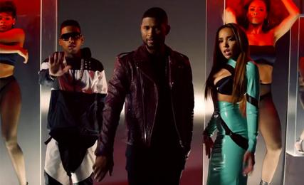 New Video: Kid Ink, Usher & Tinashe - 'Body Language'