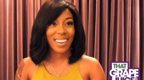 Exclusive: K. Michelle Spills On New Album, Reality Show, Lil Kim Drama, & More