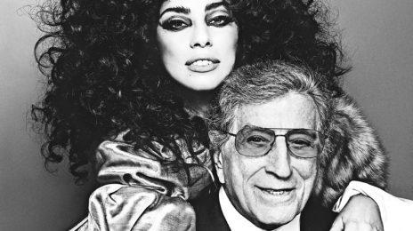 Lady GaGa & Tony Bennett Blast To #1 On Billboard 200 With 'Cheek To Cheek'