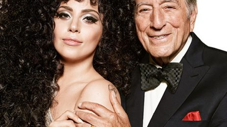 Lady GaGa & Tony Bennett Beam In New H&M Holiday Campaign / Preview Commercial