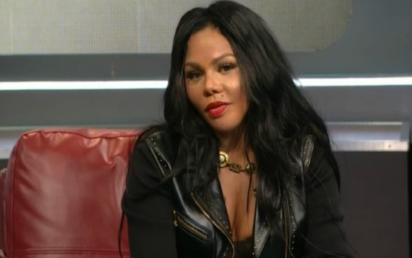 lil kim 106 thatgrapejuice Lil Kim Visits 106 & Park / Talks Nicki MInaj...Collaboration
