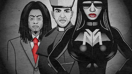 New Song: Nicki Minaj - 'Only (ft. Chris Brown, Lil Wayne, & Drake)'