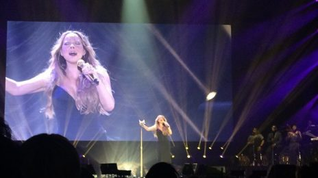 Watch: Mariah Carey Has Vocal Malfunction On Opening Night Of 'The Elusive Chanteuse Show'