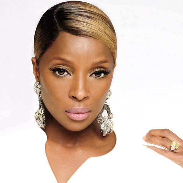 mary j blige nobody but you thatgrapejuice New Song: Mary J. Blige   Nobody But You
