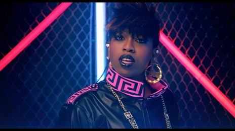 Missy Elliott Performs 'Work It' Live At Alexander Wang X H&M Collection Launch