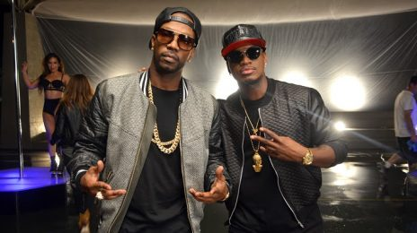 Hot Shot: Ne-Yo & Juicy J Shoot 'She Knows' Video